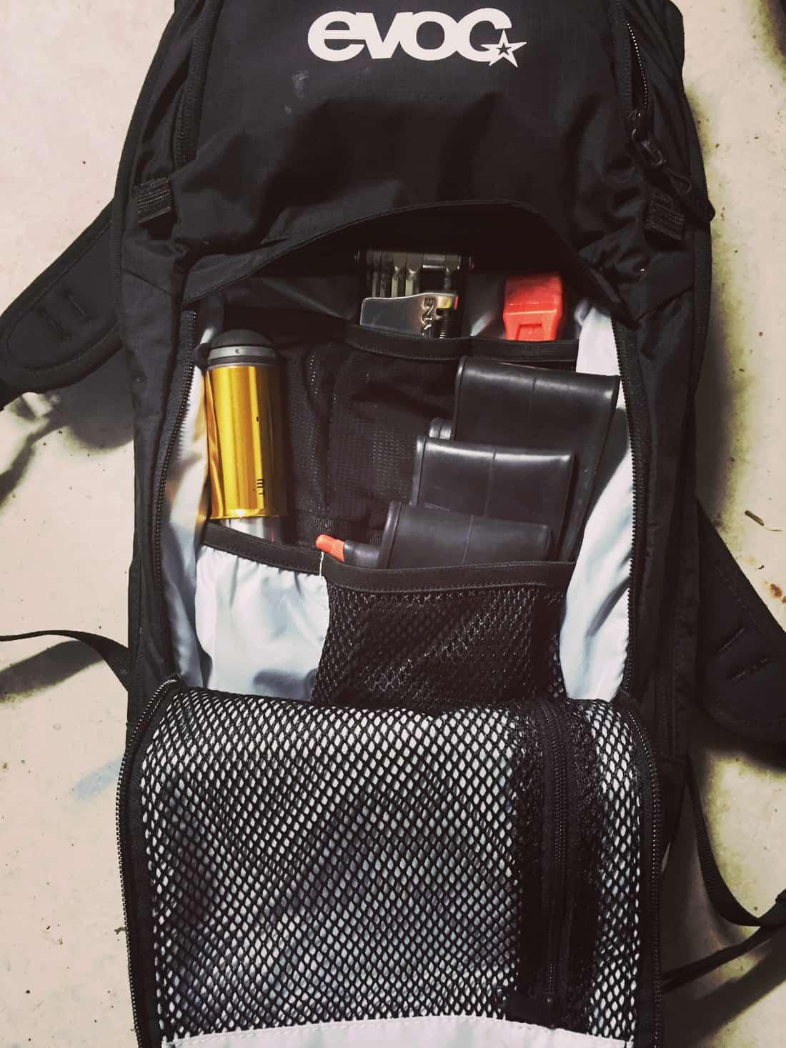 EVOC stage 6 pack