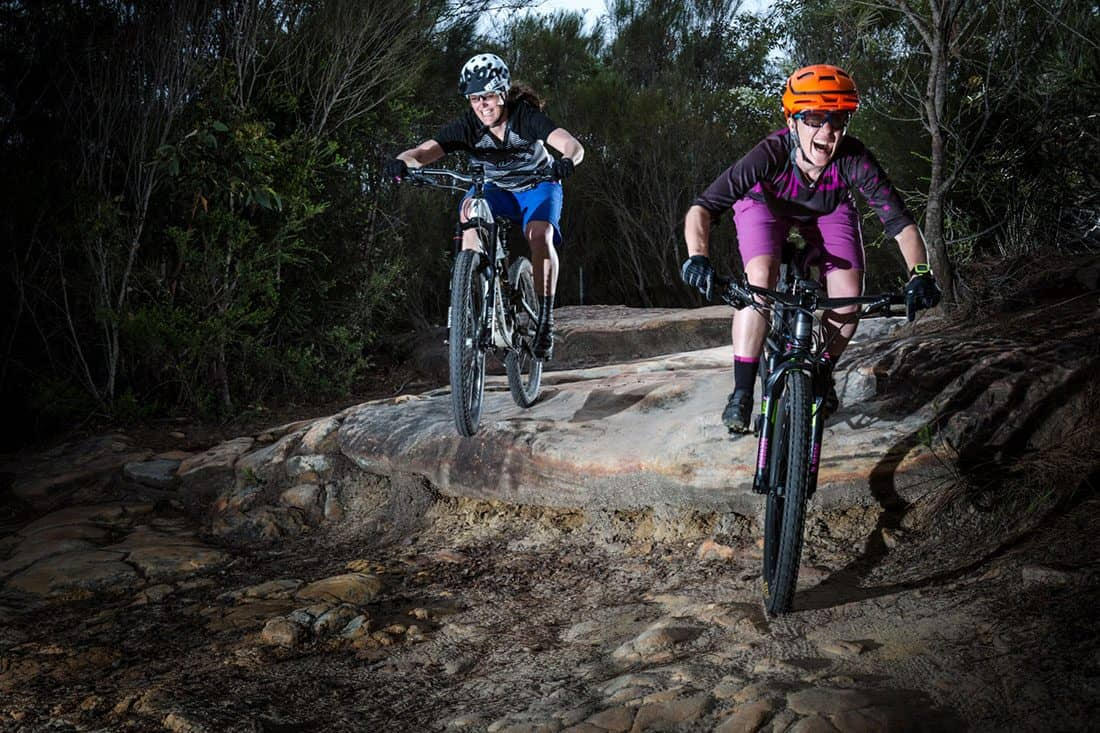The Women's MTB scene Is Looking Better Than Ever