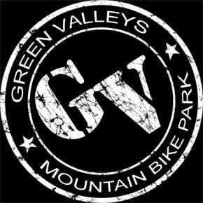 GreenValleysMTBPark logo