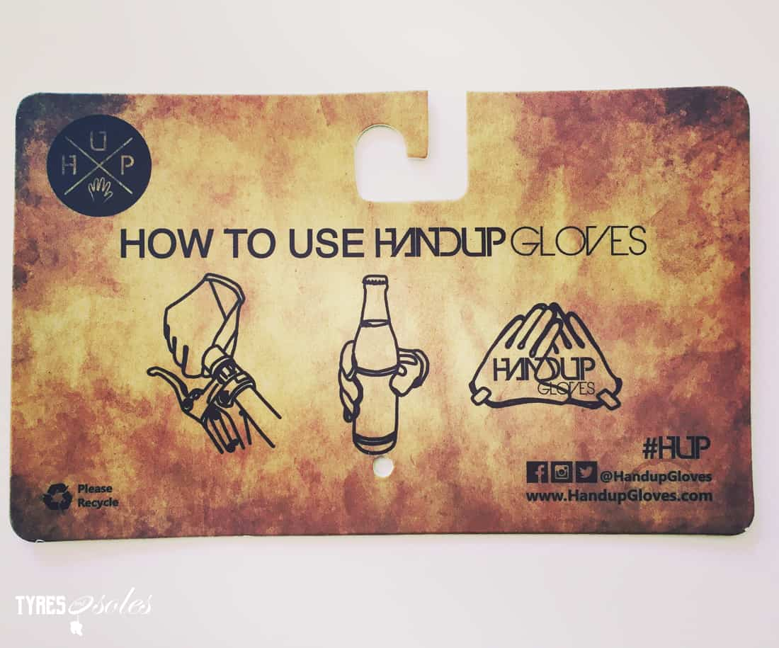 Handup Gloves - Apparel Review - Tyres and Soles