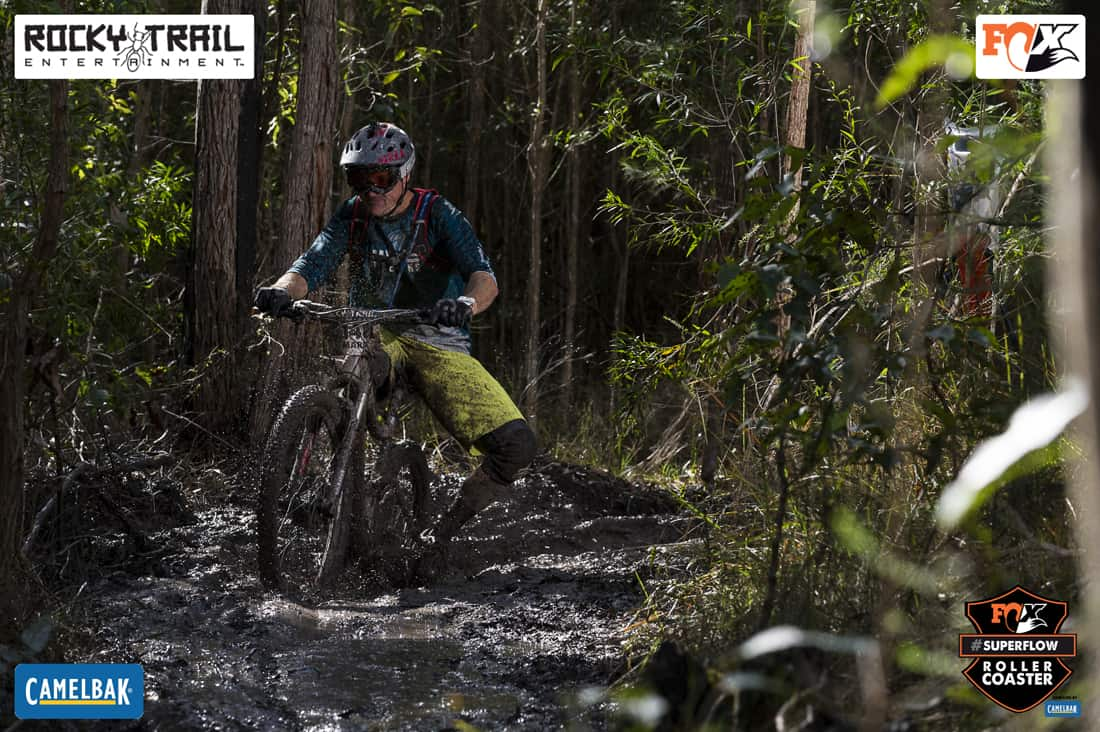 Sloppy MTB Trails at Kempsey