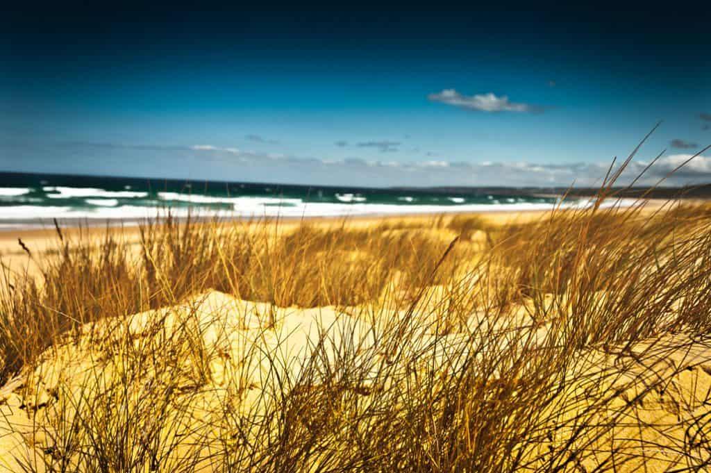 sapphire coast, beach