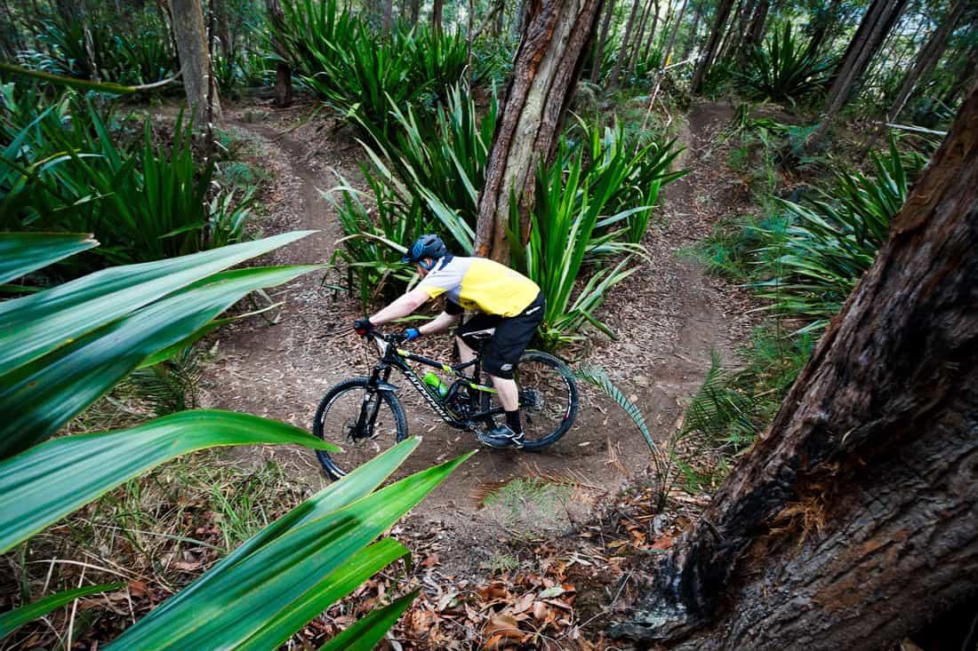 Rocky trail Enduro race report
