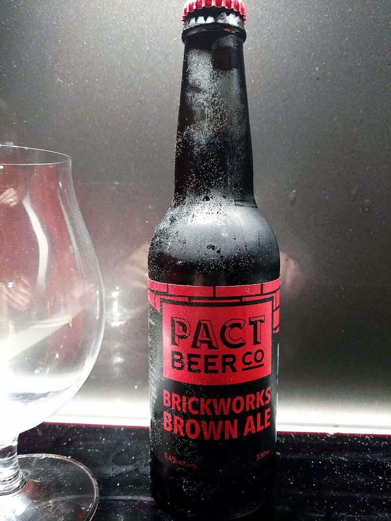 brickworks brown ale
