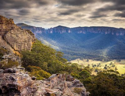 Australia's Gardens of Stone