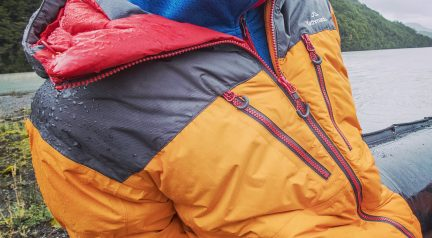 Kathmandu's DriFILL Down Jacket – Apparel Review