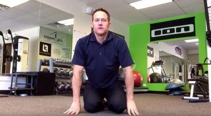 MTB: Movement of The Week – Can you do this difficult hip exercise?