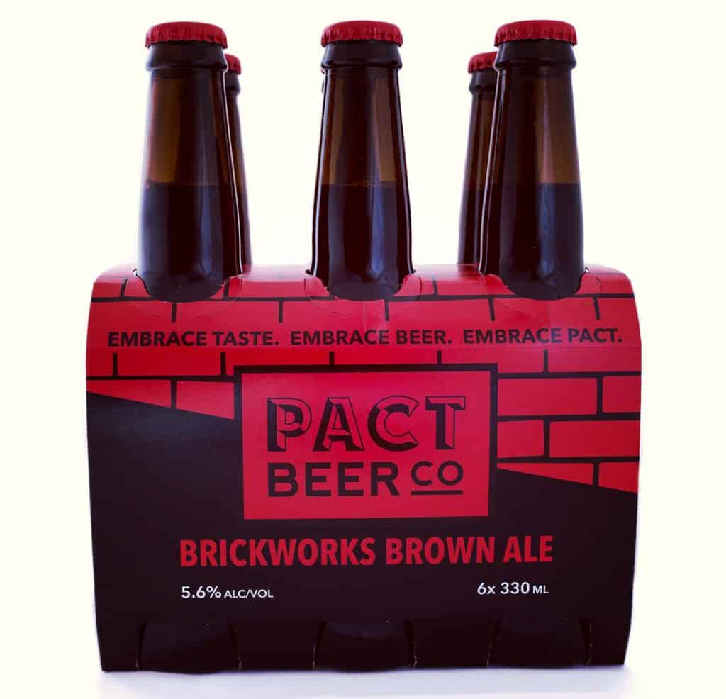 pact beer six pack
