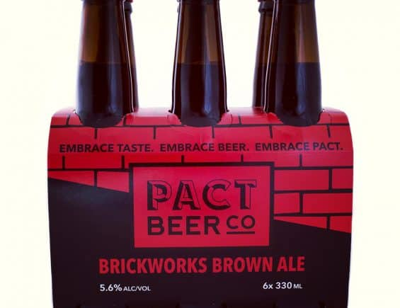 Taste Test: Brickworks Brown Ale