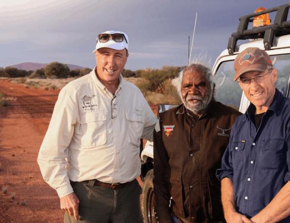 100 km Trek From SA to Uluru Announced!