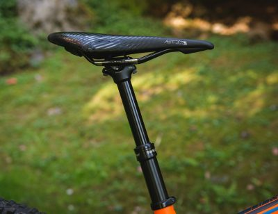 How to Use a Dropper Post for more than just Downhill