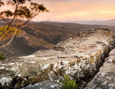 """Stage Two of The """"Grampians Peaks Trail"""" Under Way"""