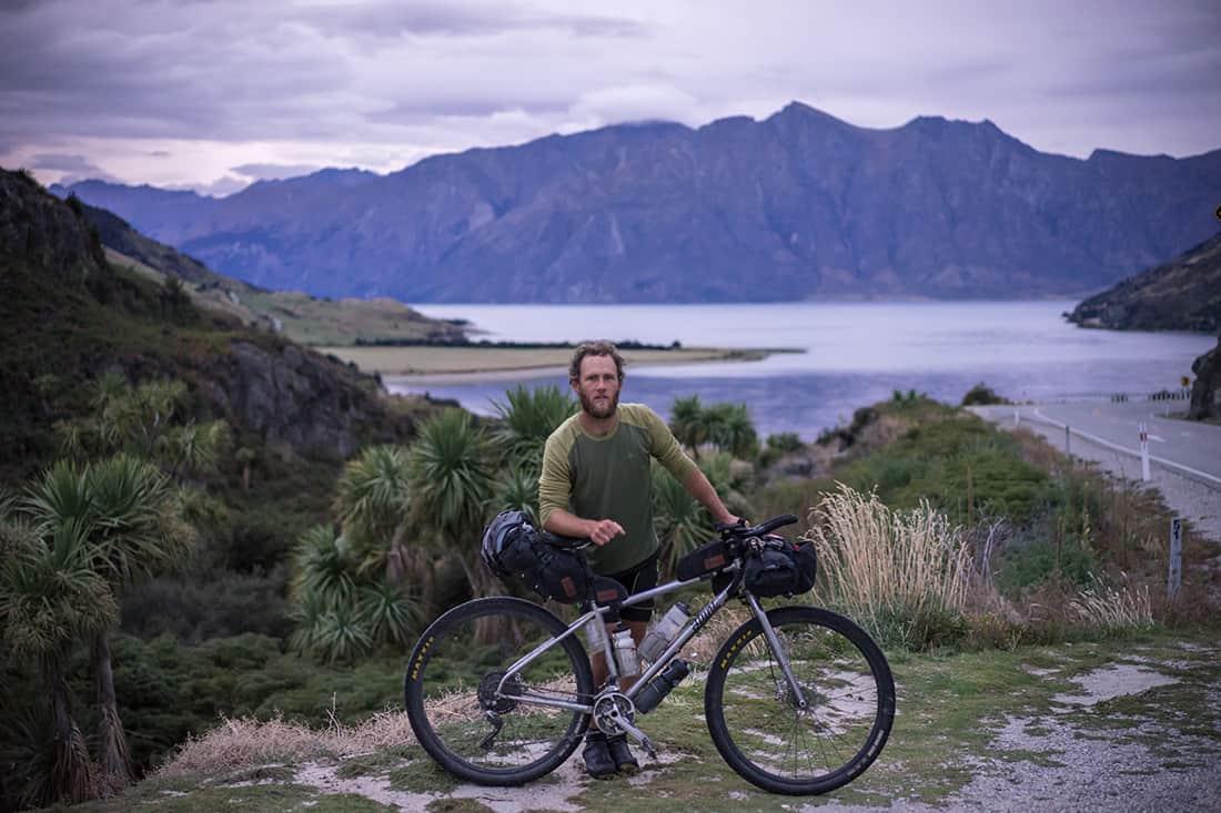 Hunt Bikes bikepacking