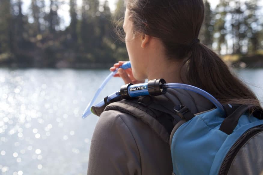 Sawyer Mini Water Filter – Accessory Review