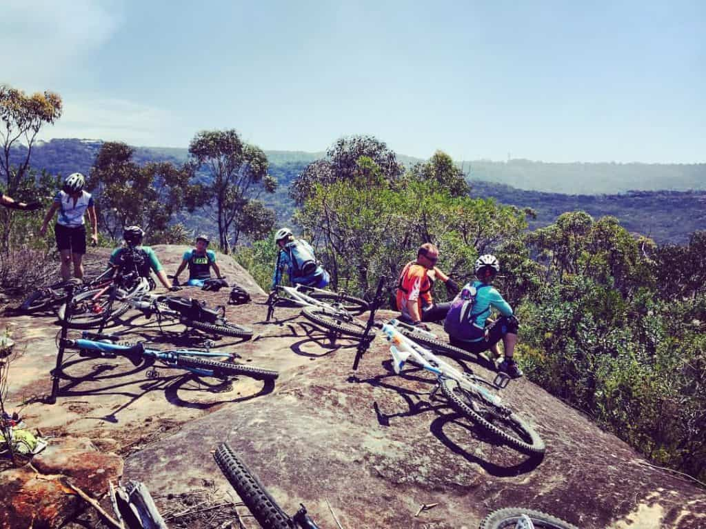 Mountain Biking, Northern Suburbs