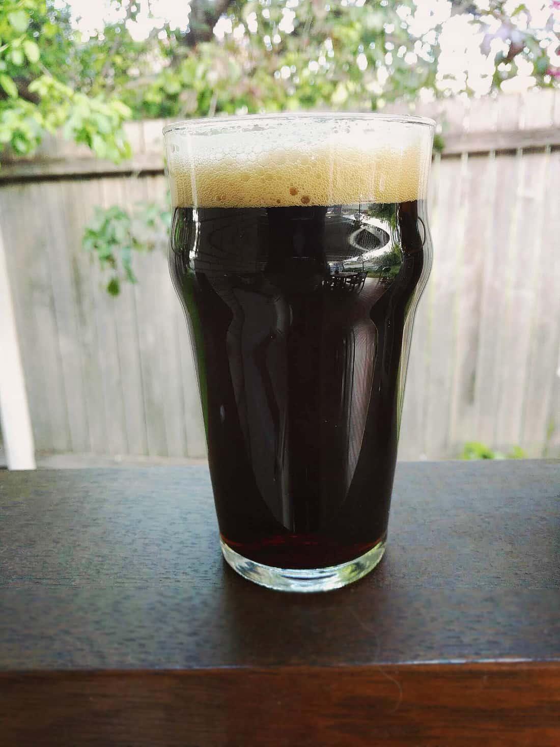 4 Pines Double Cascadian Dark Ale