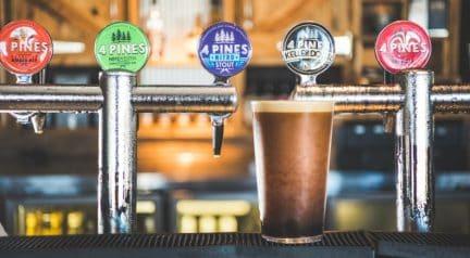 Taste Test: 4 Pines Double Cascadian Dark Ale