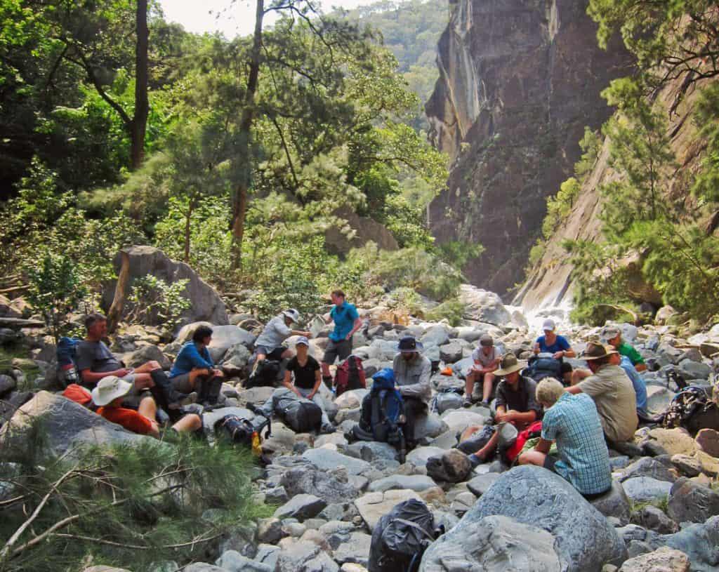 Bungonia Canyon