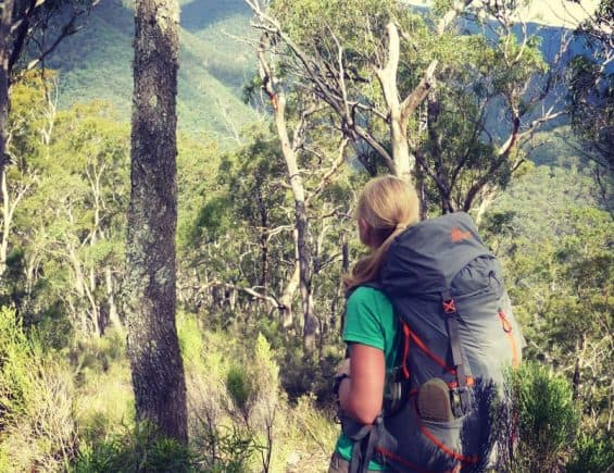 How to Deal with Periods When Hiking