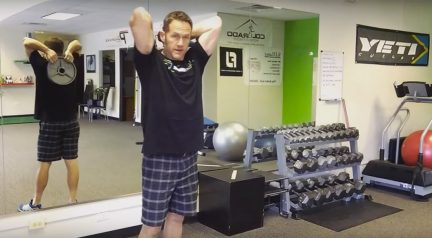 M.O.W. – Movement Of the Week – Squat Variation