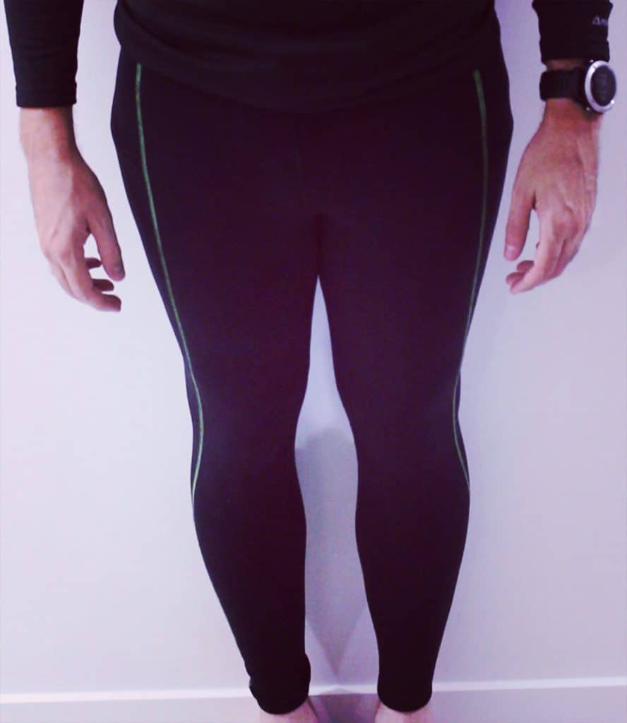 C2 - Men's Elite Half Zip & Performance Tights