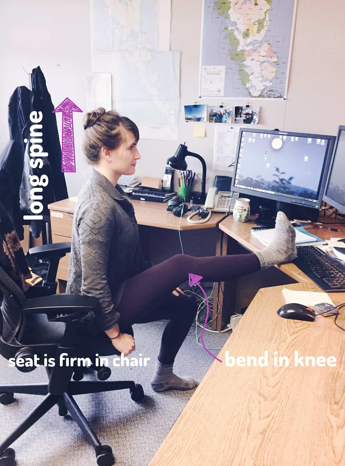 Yoga Special - Doing It In The Office