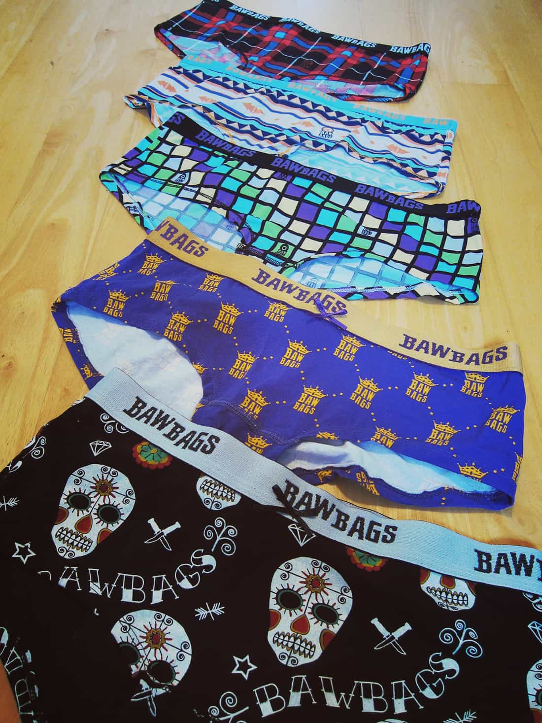 TESTED: BawBags Underwear