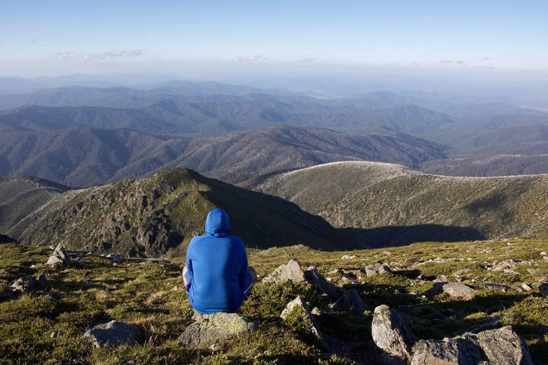 Staircase To Heaven – Mount Bogong