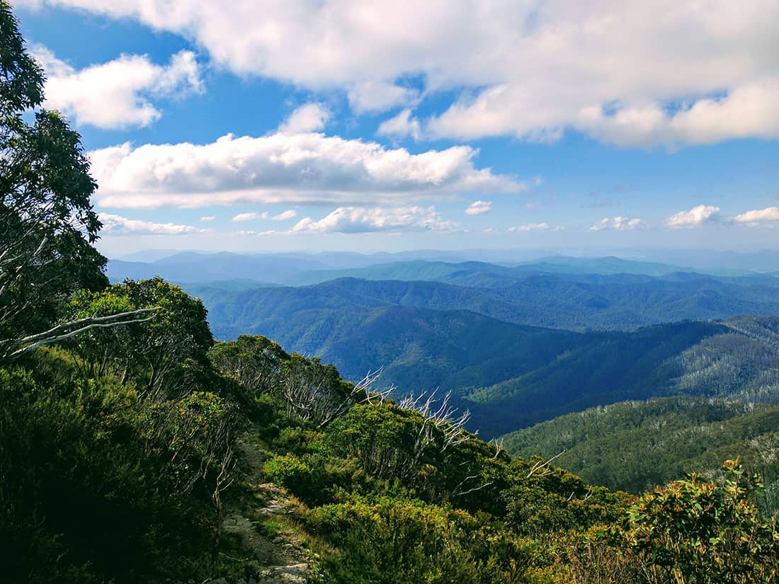Staircase To Heaven - Mount Bogong