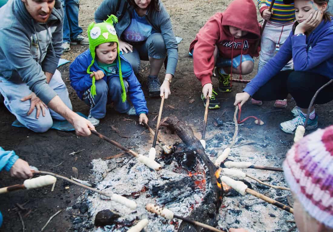 outdoor adventure helps autism