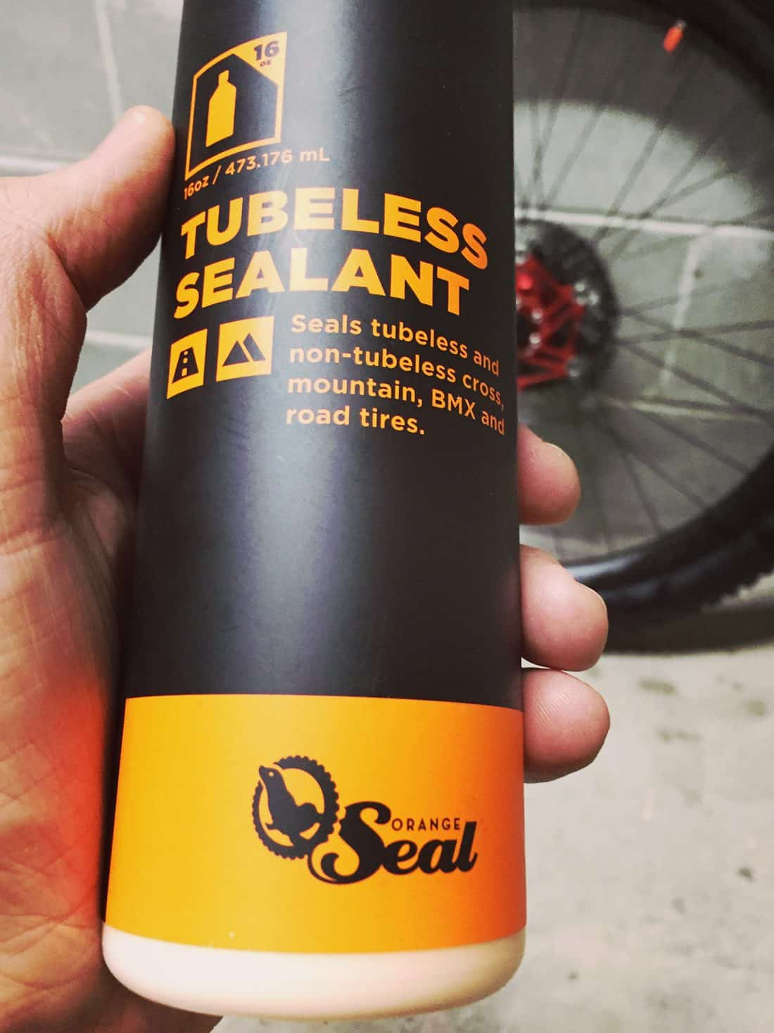 Orange Seal Tyre Sealant – Maintenance Review