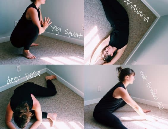 YOGA Special: Poses to Rest and Rejuvenate