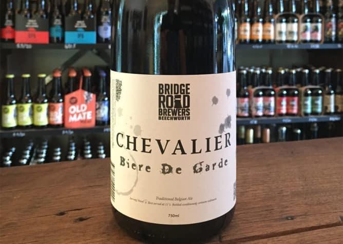 Taste Test: Bridge Road Brewers – Chevalier Biere De Garde