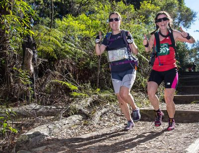 Adventure Racing – Crossing The Line Together
