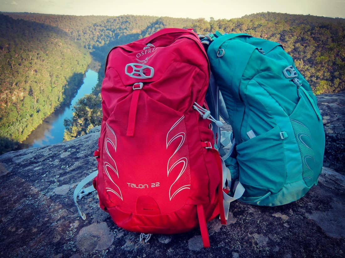 Osprey Talon & Tempest – Pack Review