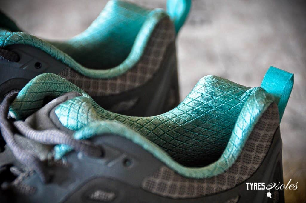 FlashDry™ collar lining keeps your feet cool and dry.