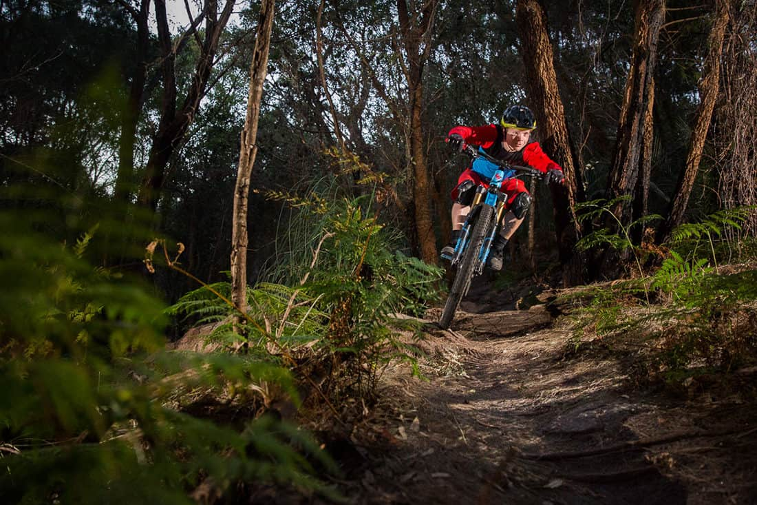 EWS Rider James Hall – Interview