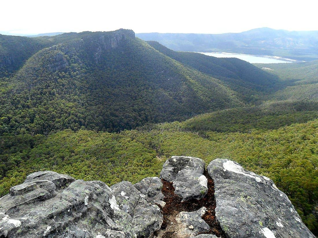 The Grampians Peak Taster Walk