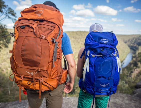Osprey Aether & Ariel – Pack Review