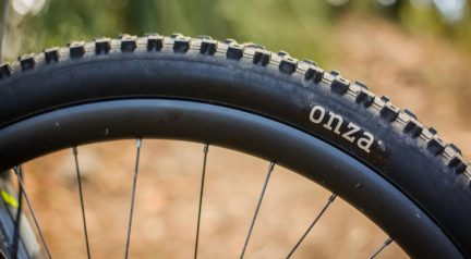 ONZA Ibex 2.4 – Tyre Review