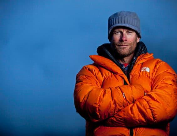 Conrad Anker A Life in Adventure