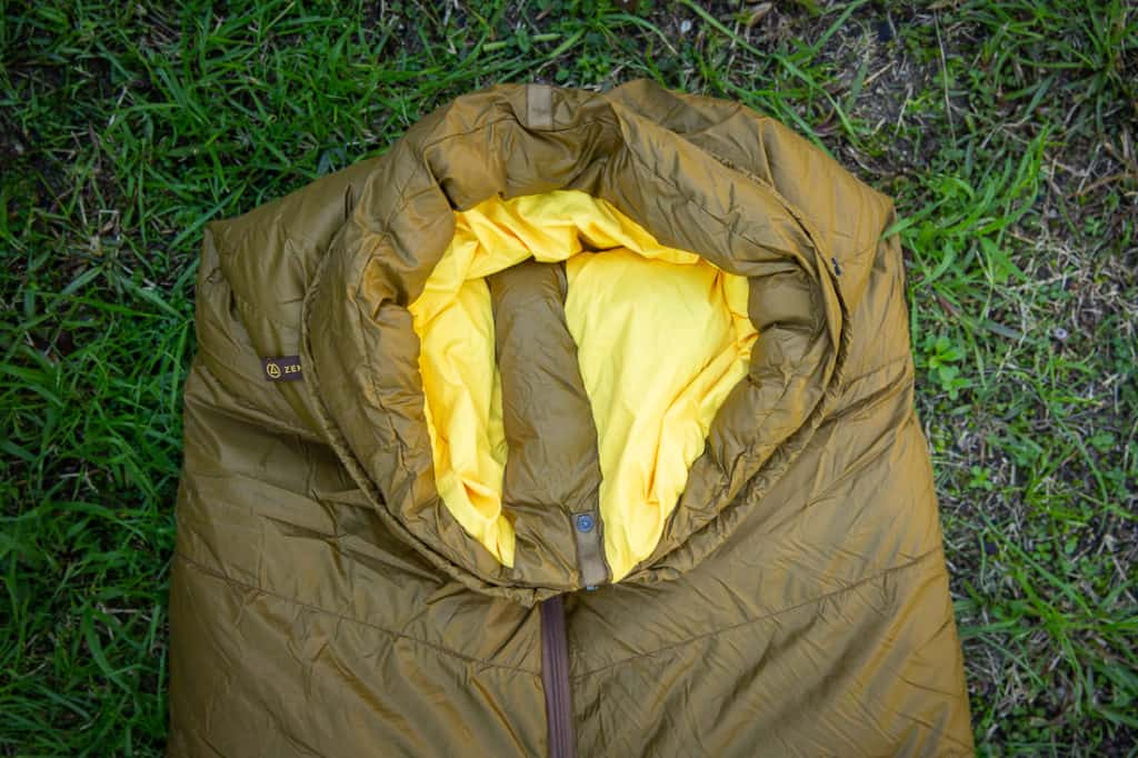 The Zenbivy Bed. Photo: ©Richard McGibbon