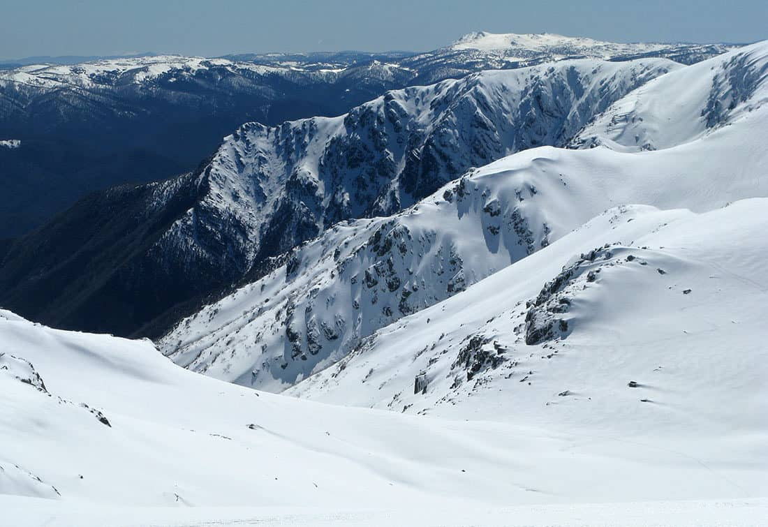How The Peaks Of The Kosciuszko Main Range Got Their Names