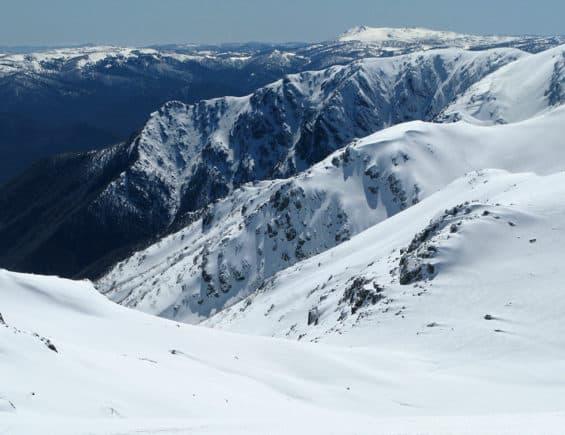 How The Peaks Of The Kosciuszko Main Range Got Their Names