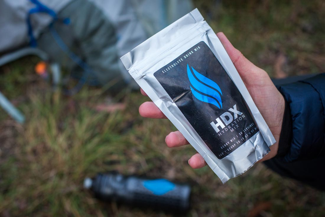 hdx hydration mix