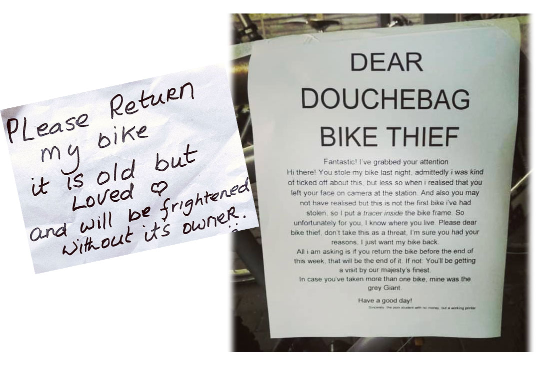 bike theft tips