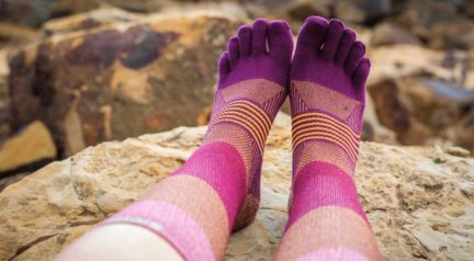 Women's Injinji Trail 2.0 Socks – Apparel Review