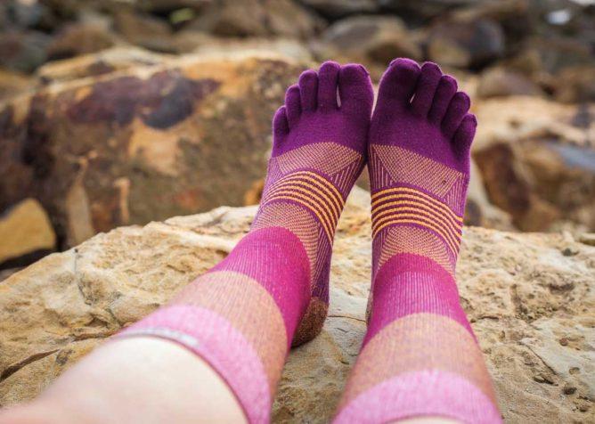 Women's Injinji Trail 2.0 Socks – Apparel Review