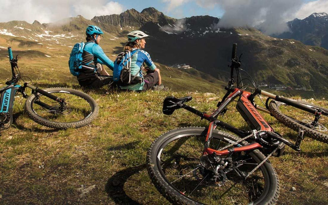 Who Hates e-Bikes? - Tyres and Soles