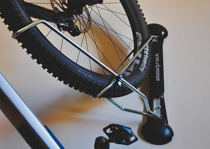 Steadyrack – Bike Mount Review